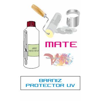 Barniz Protector UV Mate - Vinilos y Serigrafía