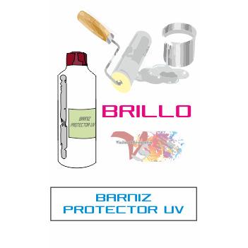 Barniz Protector UV Brillo - Vinilos y Serigrafía