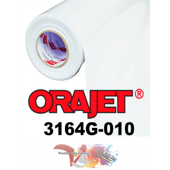 Orajet 3164 G-010 Blanco Brillo (Ancho 152 cm) - Vinilos y Serigrafía