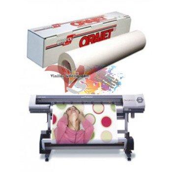 Orajet 3451 SG Especial Banner (Ancho 137 cm) - Vinilos y Serigrafía