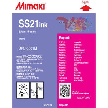 Magenta - Tinta Solv. Mimaki JV-33/CJV Original - Vinilos y Serigrafía