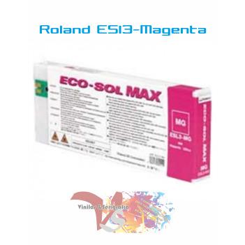 Magenta 440 cc - Roland ECO-SOL MAX Originales - Vinilos y Serigrafía