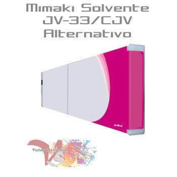 Magenta - Tinta Solv. Mimaki JV-33/CJV Alternativo - Vinilos y Serigrafía