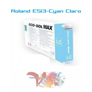 Cyan Claro 440 cc - Roland ECO-SOL MAX Originales - Vinilos y Serigrafía