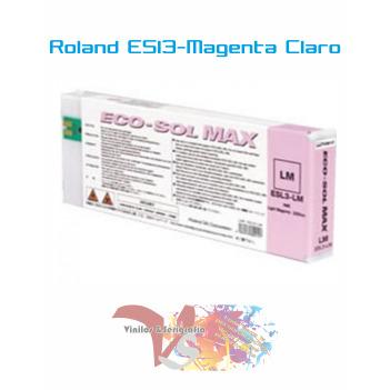 Magenta Claro 220 cc - Roland ECO-SOL MAX Originales - Vinilos y Serigrafía