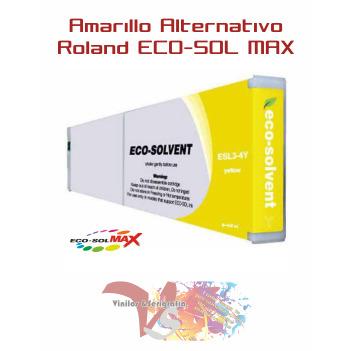 Amarillo 440 cc - Roland ECO-SOL MAX Altern. - Vinilos y Serigrafía