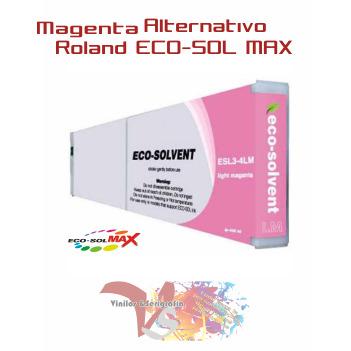 Magenta 440 cc - Roland ECO-SOL MAX Altern. - Vinilos y Serigrafía