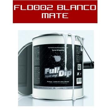 FLD002 Blanco Mate - 4 Lt - Vinilos y Serigrafía
