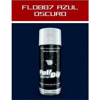 FLD007 Azul Oscuro Mate - 400 ml - Vinilos y Serigrafía