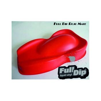 FLD008 Rojo Mate - 4 Lt - Vinilos y Serigrafía