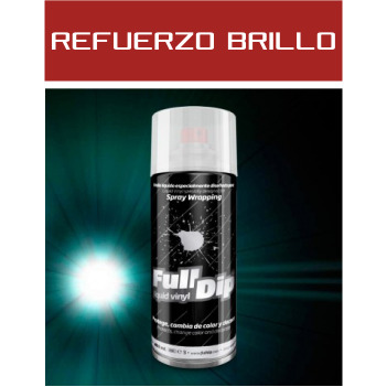 Spray Refuerzo Brillo - 400 ml - Vinilos y Serigrafía