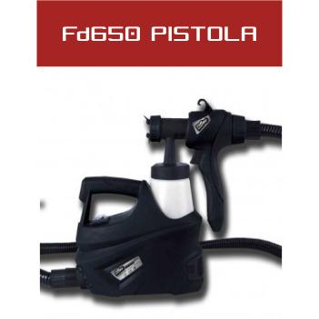 FD650 Pistola Eléctrica Vinilo Líquido - Vinilos y Serigrafía