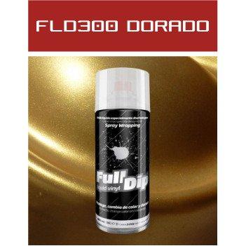 FLD300 Dorado Perlado - 400 ml - Vinilos y Serigrafía