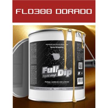 FLD300 Dorado Perlado - 4 Lt - Vinilos y Serigrafía