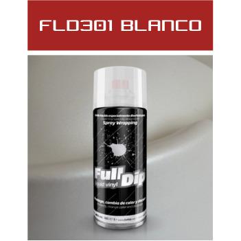 FLD301 Blanco Perlado - 400 ml - Vinilos y Serigrafía