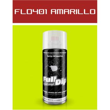 FLD401 Amarillo Flúor - 400 ml - Vinilos y Serigrafía