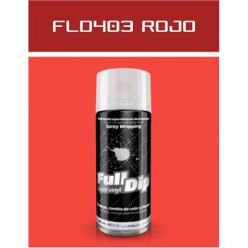 FLD404 Rosa Flúor - 400 ml - Vinilos y Serigrafía