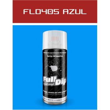 FLD405 Azul Flúor - 400 ml - Vinilos y Serigrafía