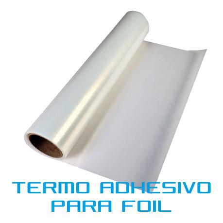 Vinilo Termo Adhesivo para Foil - Vinilos y Serigrafía