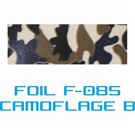 Lámina Foil F-085 CAMUFLAJE B - Vinilos y Serigrafía