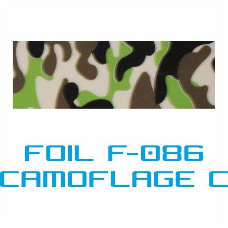 Lámina Foil F-086 CAMUFLAJE C - Vinilos y Serigrafía