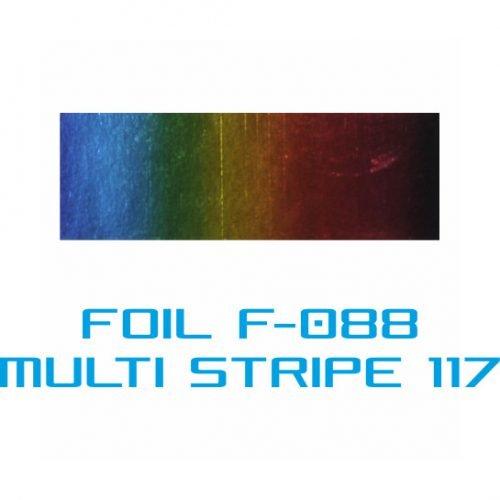 Lámina Foil F-117 MULTI STRIPE 117 - Vinilos y Serigrafía