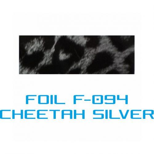 Lámina Foil F-094 CHEETAH SILVER - Vinilos y Serigrafía