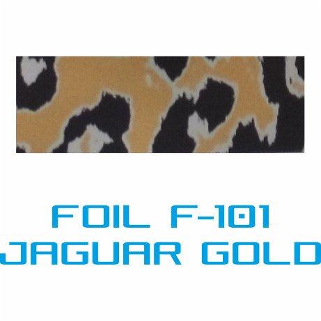 Lámina Foil F-101 JAGUARD GOLD - Vinilos y Serigrafía