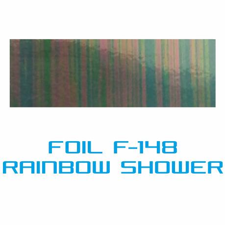 Lámina Foil F-148 RAINBOW SHOWER - Vinilos y Serigrafía