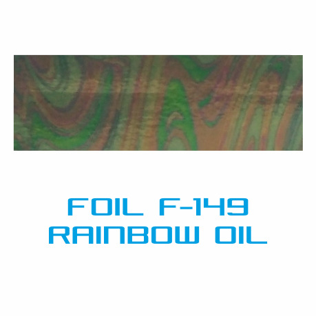 Lámina Foil F-149 RAINBOW OIL - Vinilos y Serigrafía