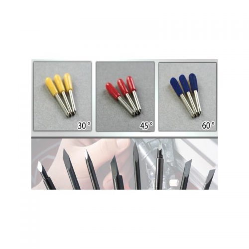 Cuchillas Alternativas Plotter Roland 45º - Vinilos y Serigrafía