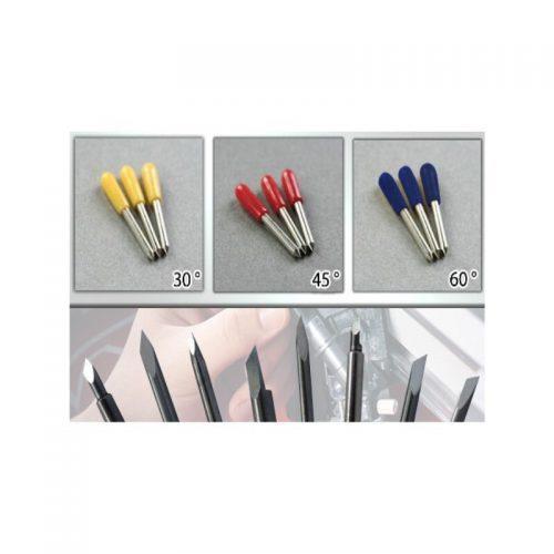 Cuchillas Alternativas Plotter Roland 60º - Vinilos y Serigrafía