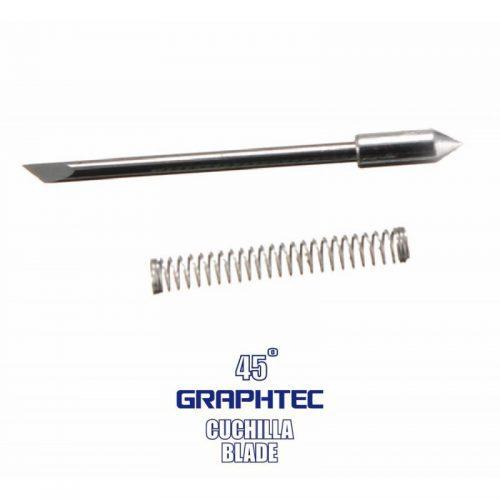 Cuchillas Originales Plotter Graphtec 09U 45º - Vinilos y Serigrafía