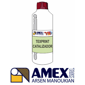 Texprint Catalizador - Vinilos y Serigrafía