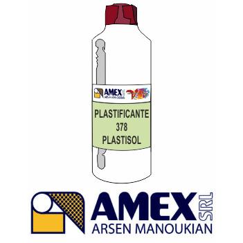 Plastificante 378 Plastisol - Vinilos y Serigrafía