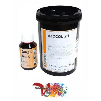 """Emulsión Azocol Z1 """"Kiwo"""" - Vinilos y Serigrafía"""