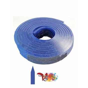 Goma Rasqueta Azul Perfil Lanza 50 cm - Vinilos y Serigrafía