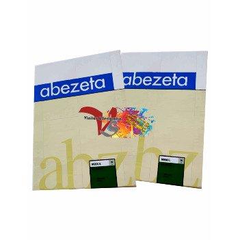 "Papel Poliéster M96A4L ""Abezeta"" - Vinilos y Serigrafía"