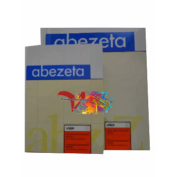 "Papel Poliéster IJ0004 ""Abezeta"" - Vinilos y Serigrafía"