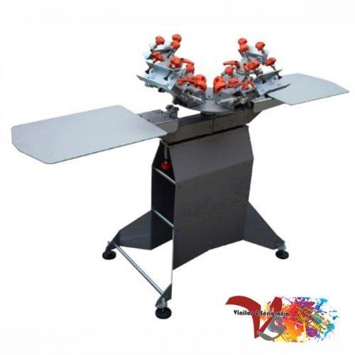 Máquina de Impresión de prendas u objetos (ismp-4r 2g) - Vinilos y Serigrafía