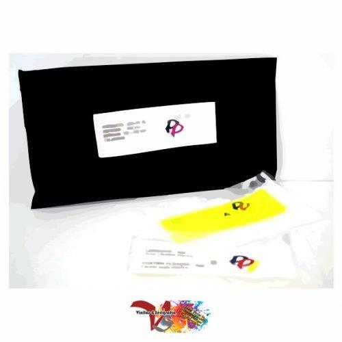 Placas Grabado Acero 85 x 217 mm NECH - Vinilos y Serigrafía