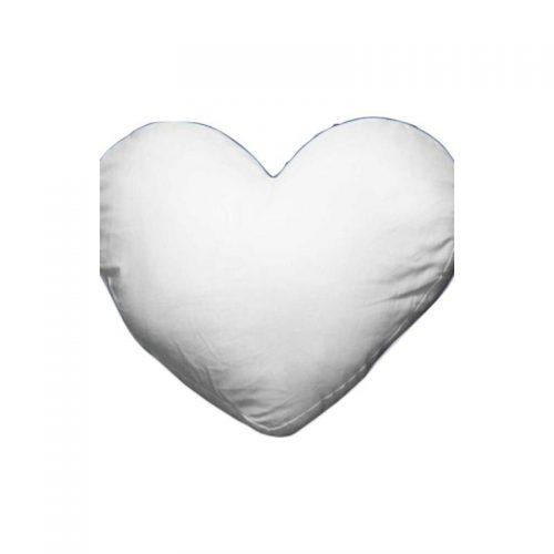 Relleno Cojín Corazón Sublimación - Vinilos y Serigrafía