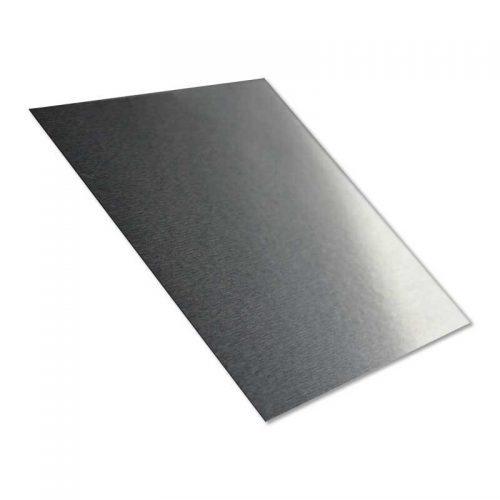 Placa Aluminio 30,5 x 61 cm Plata Espejo Sublimación - Vinilos y Serigrafía