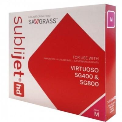 Cartucho Magenta Sublijet HD SG 400/SG800 - Vinilos y Serigrafía