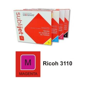 Cartucho Magenta Sublijet R Ricoh SG 3110/ SG 7100
