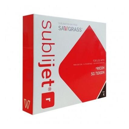 Cartucho Negro Sublijet R Ricoh SG 7100 A3 - Vinilos y Serigrafía