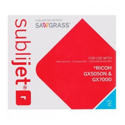 Cartucho Cyan Ricoh GX 5050N / GX 7000 - Vinilos y Serigrafía