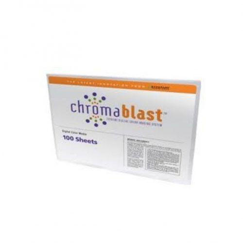 Papel Sublimación Chromablast A4 - Vinilos y Serigrafía