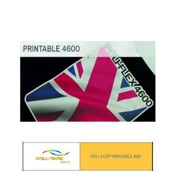 Poli-flex 4600 Blanco Satinado - Ancho 50 cm - Vinilos y Serigrafía