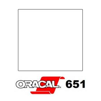 010 Blanco 651 - Ancho 126 cm - Vinilos y Serigrafía